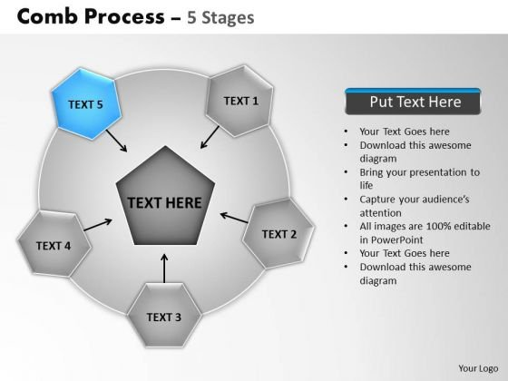 PowerPoint Design Chart Wheel And Spoke Process Ppt Presentation