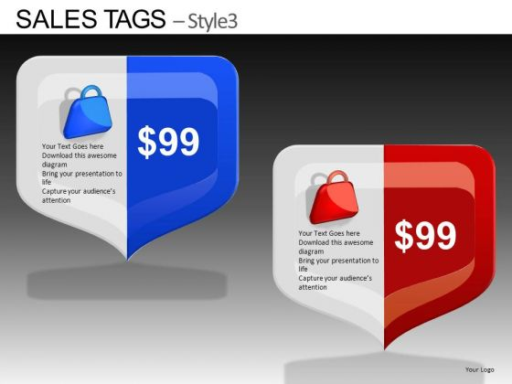 PowerPoint Design Company Competition Sales Tags Ppt Layouts
