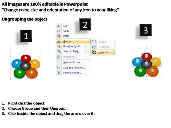 powerpoint_design_diagram_four_interrelated_ppt_template_2