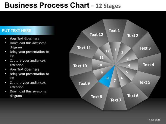 PowerPoint Design Download Pie Chart Ppt Design