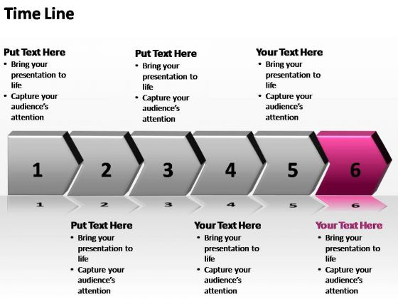 PowerPoint Design Graphic Levels And Marks Ppt Presentation