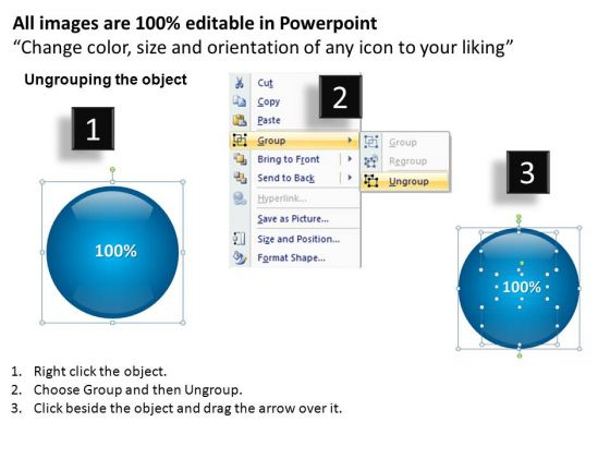 PowerPoint Design Growth Liquid In A Glass Sphere Ppt Presentation