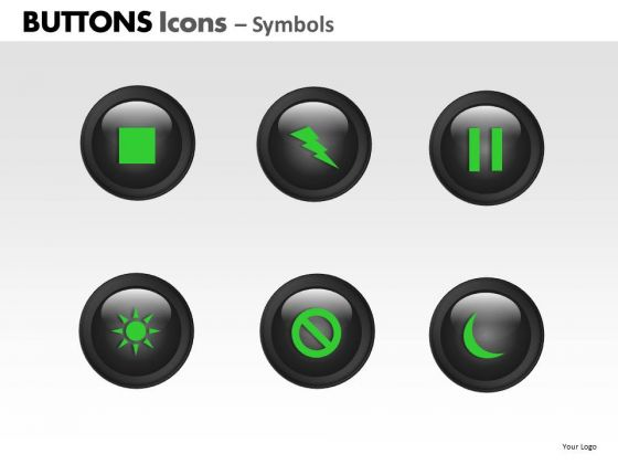 PowerPoint Design Leadership Buttons Icons Ppt Designs