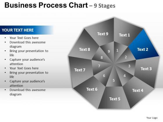 PowerPoint Design Leadership Circular Quadrant Ppt Presentation