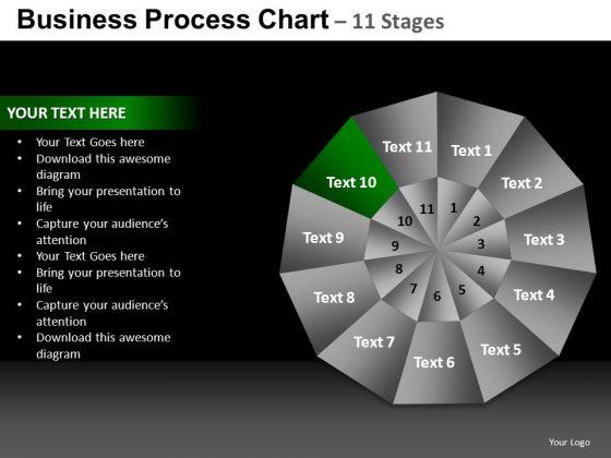 PowerPoint Design Marketing Pie Chart Ppt Design