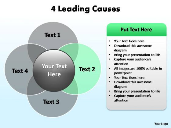 PowerPoint Design Process Leading Causes Ppt Presentation