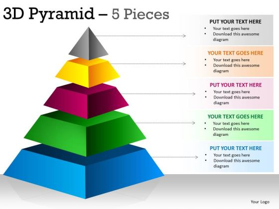 PowerPoint Design Sales Pyramid Ppt Designs