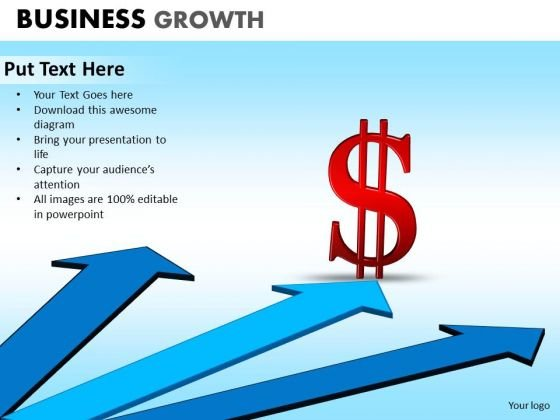 PowerPoint Design Slides Business Designs Business Growth Ppt Themes