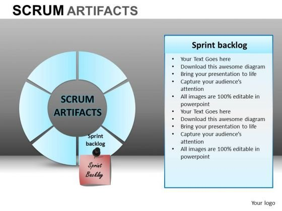 PowerPoint Design Slides Business Designs Scrum Process Ppt Process