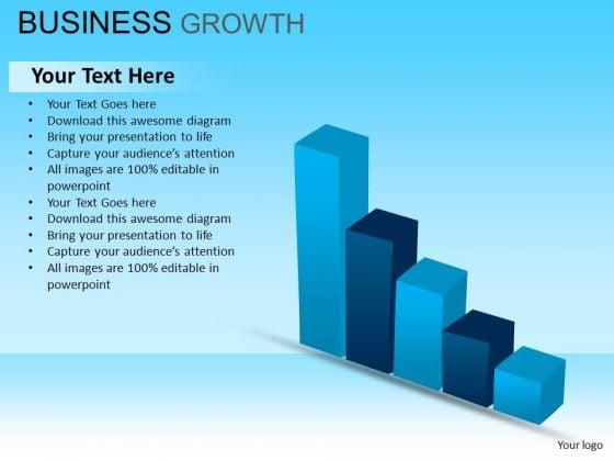 PowerPoint Design Slides Business Teamwork Business Growth Ppt Themes