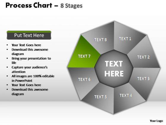 PowerPoint Design Slides Chart Process Chart Ppt Backgrounds