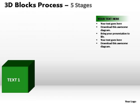 PowerPoint Design Slides Company Blocks Process Ppt Design