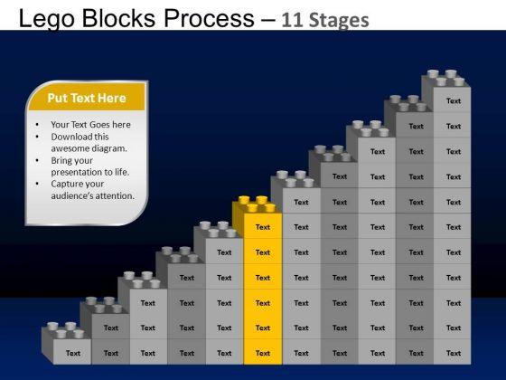 PowerPoint Design Slides Company Lego Blocks Ppt Design Slides