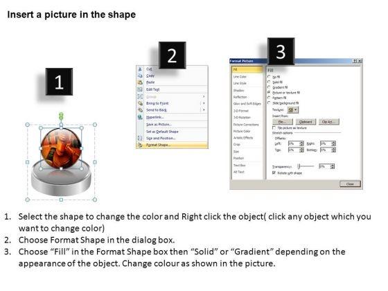 powerpoint_design_slides_company_pedestal_platform_showcase_ppt_design_3