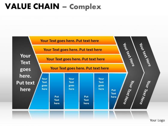 PowerPoint Design Slides Company Value Chain Ppt Theme