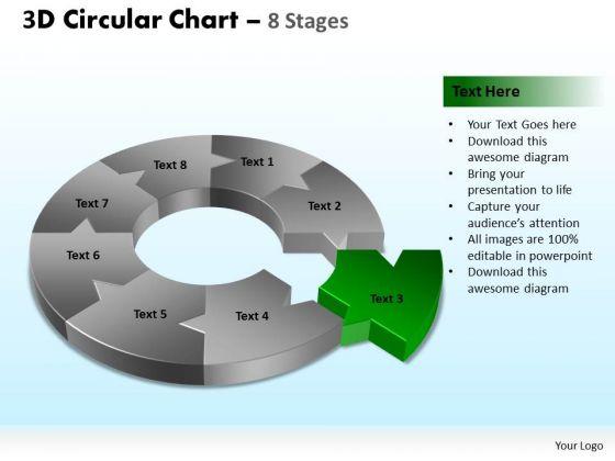 PowerPoint Design Slides Diagram Circular Chart Ppt Designs