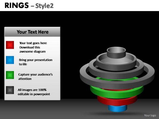 PowerPoint Design Slides Download Ring Chart Ppt Designs