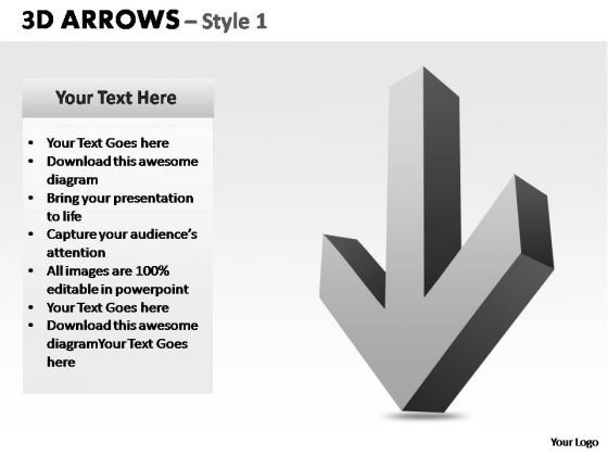 PowerPoint Design Slides Editable Arrows Ppt Presentation