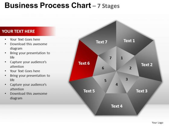 PowerPoint Design Slides Editable Circular Quadrant Ppt Theme