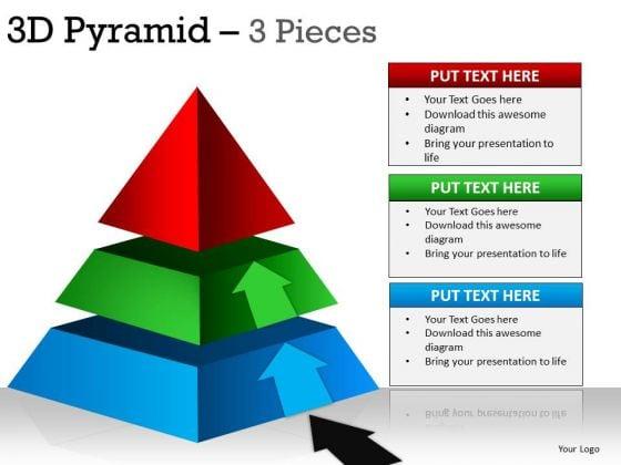 PowerPoint Design Slides Editable Pyramid Ppt Slide