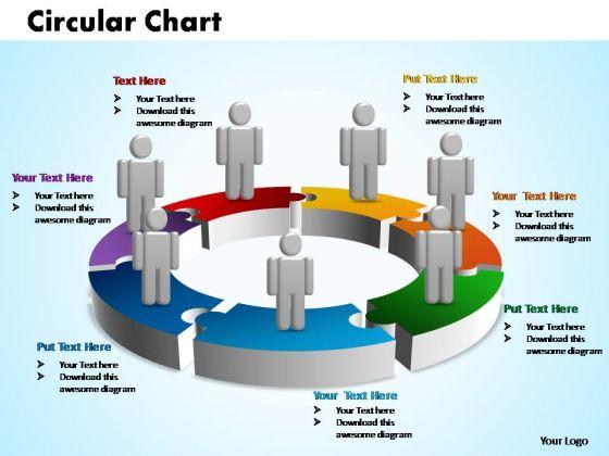 PowerPoint Design Slides Growth Circular Ppt Templates