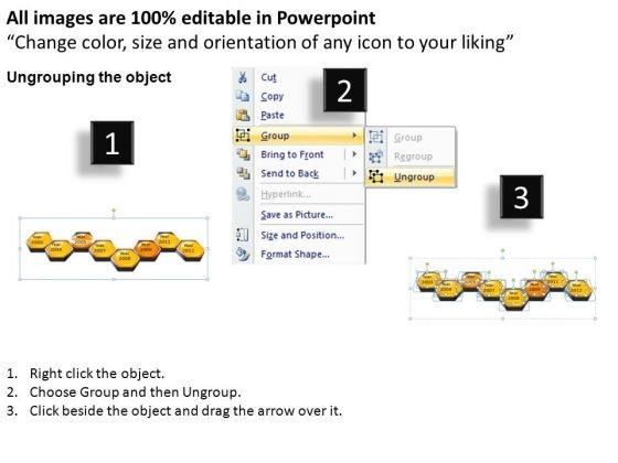 powerpoint_design_slides_hexagonal_combs_leadership_ppt_themes_2