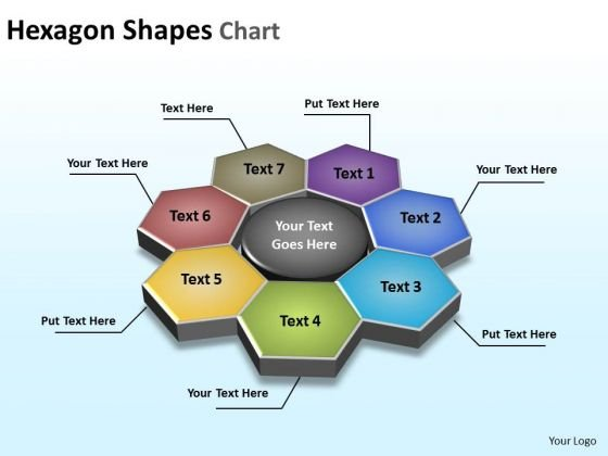 PowerPoint Design Slides Image Hexagon Shapes Ppt Slide