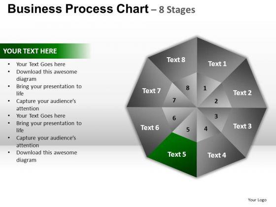 PowerPoint Design Slides Leadership Circular Quadrant Ppt Template