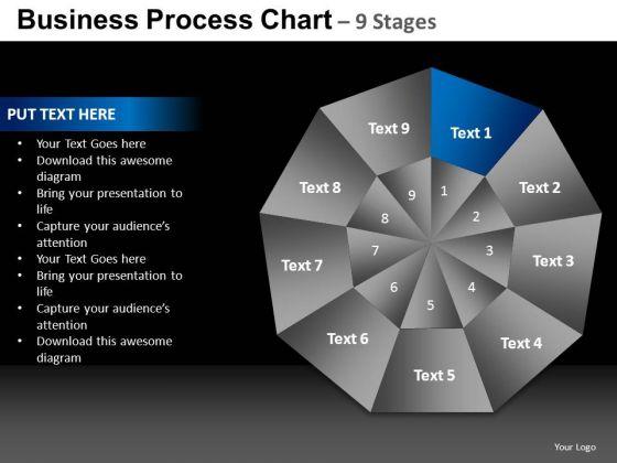 PowerPoint Design Slides Leadership Quadrant Diagram Ppt Presentation