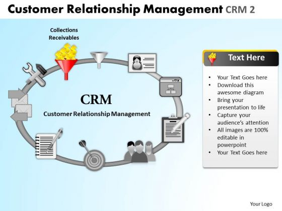 PowerPoint Design Slides Leadership Relationship Management Ppt Theme