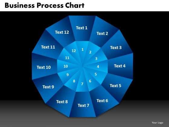 PowerPoint Design Slides Process Chart Business Ppt Slides