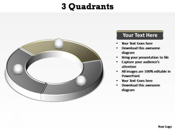 PowerPoint Design Slides Sales Quadrants Ppt Presentation