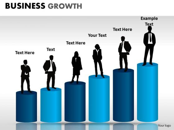 PowerPoint Design Slides Strategy Business Growth Ppt Themes