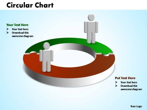 PowerPoint Design Slides Strategy Circular Ppt Process