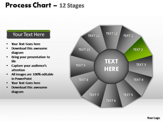 PowerPoint Design Slides Success Process Chart Ppt Design