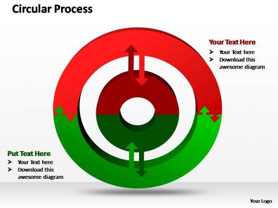 PowerPoint Design Slides Teamwork Circular Ppt Themes