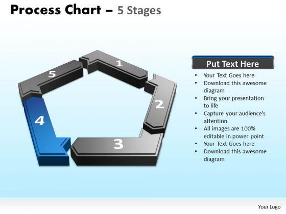 PowerPoint Design Slides Teamwork Process Chart Ppt Design