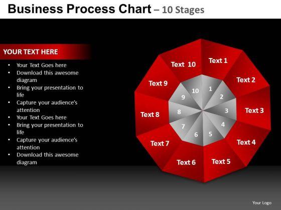 PowerPoint Design Strategy Pie Chart Ppt Design
