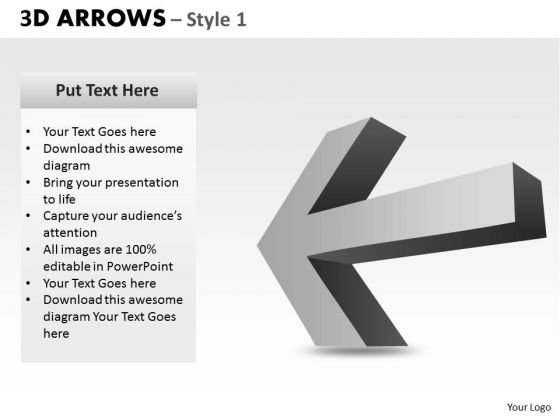 PowerPoint Design Success Arrows Ppt Designs