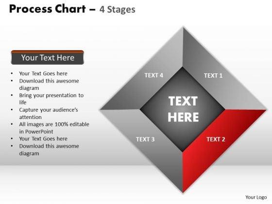 PowerPoint Design Success Process Chart Ppt Process