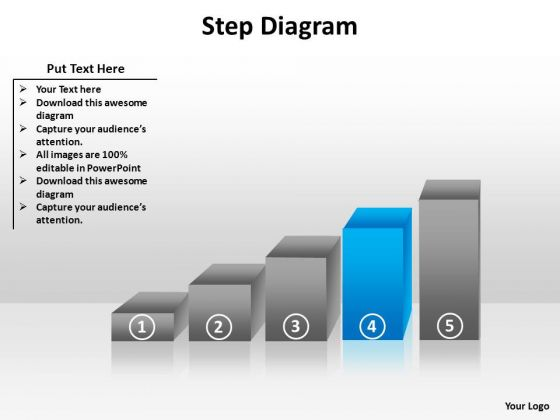 PowerPoint Design Teamwork Step Diagram Ppt Theme