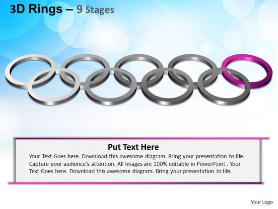 PowerPoint Designs Business Rings Ppt Backgrounds