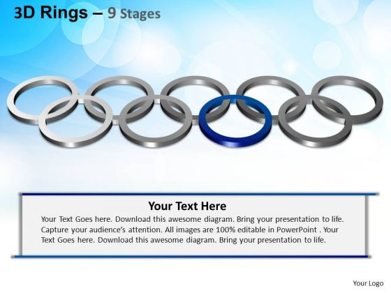 PowerPoint Designs Business Rings Ppt Layouts