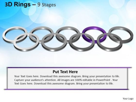 PowerPoint Designs Business Rings Ppt Presentation