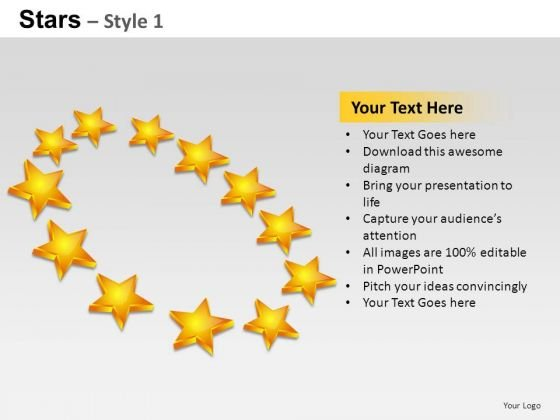 PowerPoint Designs Business Stars Ppt Layouts