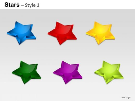 PowerPoint Designs Business Stars Ppt Presentation
