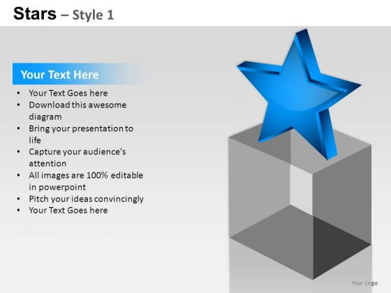 PowerPoint Designs Business Stars Ppt Templates