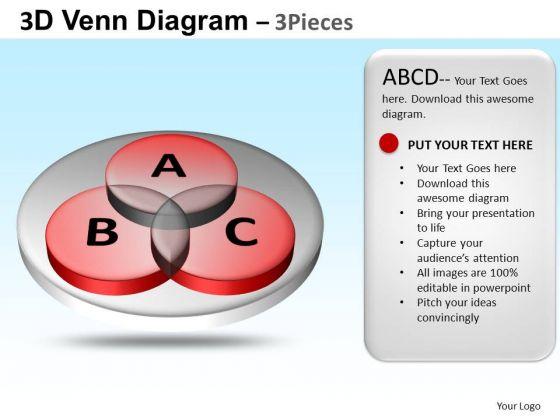 PowerPoint Designs Business Strategy Venn Diagram Ppt Designs
