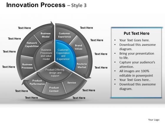 PowerPoint Designs Chart Pie Chart Ppt Template