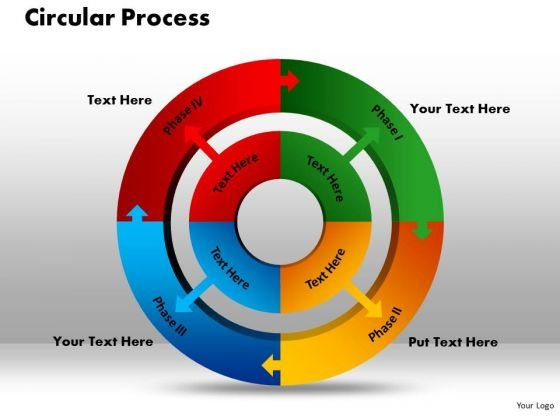 PowerPoint Designs Circular Process Ppt Presentation